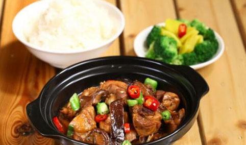 广州厨煌黄焖鸡米饭培训