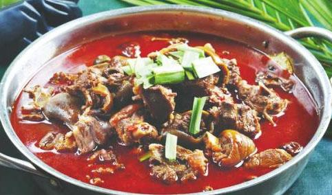 广州驴肉火锅培训班