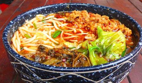 三鲜米线培训