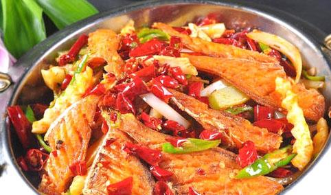 上海干锅耗儿鱼培训