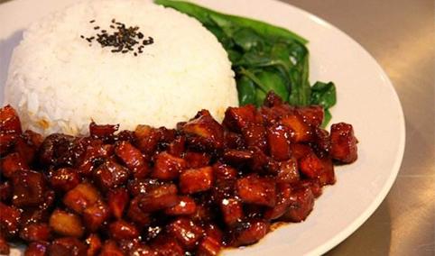台湾卤肉饭培训