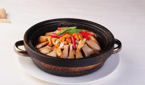 石老磨石锅菜培训班