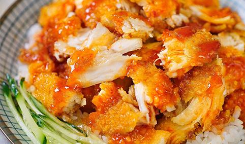 长沙脆皮鸡米饭培训