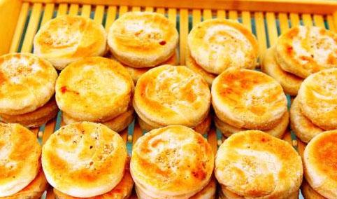 太原香酥板栗饼培训