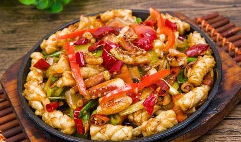 杭州食尚香铁板烧烤培训