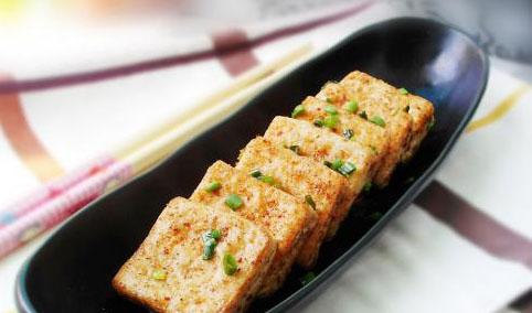 铁板香豆腐培训