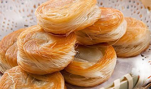 美味香东北金丝饼培训