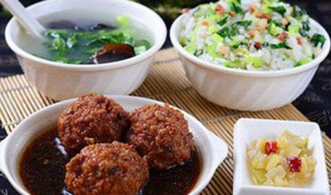 合肥咸肉骨头汤菜饭培训