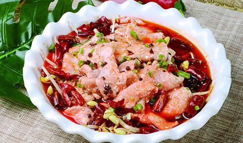 郑州水煮肉片培训