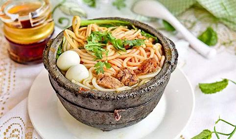 砂锅土豆粉培训