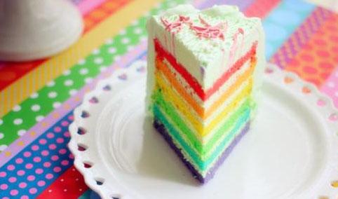 济南彩虹蛋糕培训班