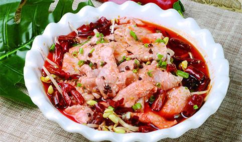 佳肴汇水煮肉片培训
