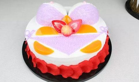 可爱造型小蛋糕