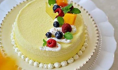 6寸轻芝士蛋糕