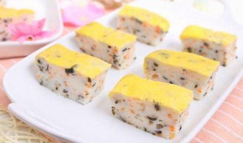 韩式烤鱼糕