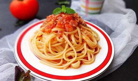 牛肉番茄意大利面