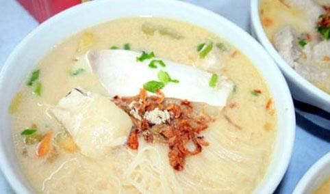 马来西亚鱼头米粉