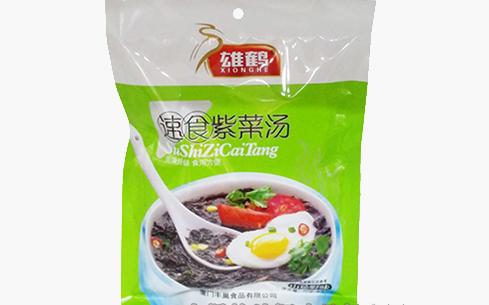 雄鹤速食紫菜汤(山珍野味)