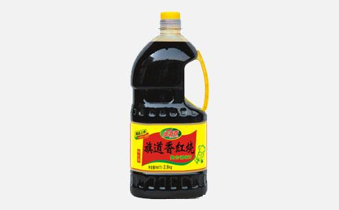 红烧复合调味汁(特红型)2.8kg