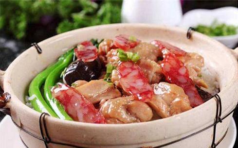 上海广式煲仔饭培训