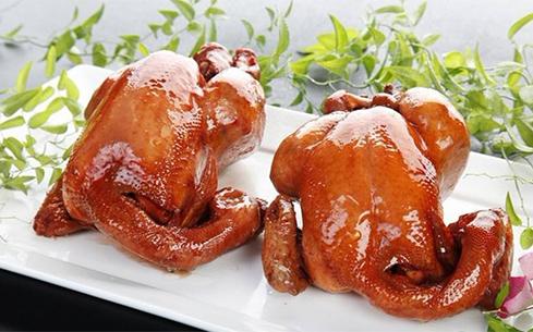 上海香酥童子鸡培训
