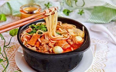 南宁砂锅土豆粉培训班