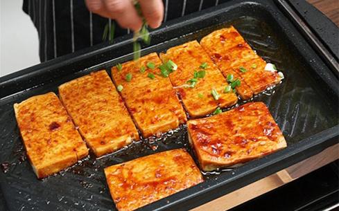 铁板豆腐培训