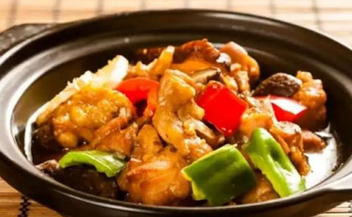 昆明黄焖鸡米饭培训