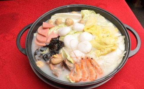 砂锅菜培训