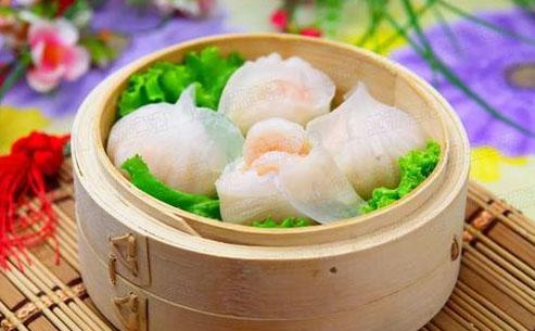 肠粉虾饺培训