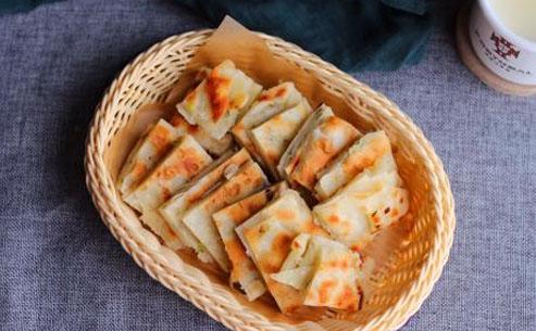 武汉葱油饼技术培训