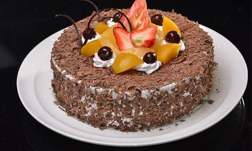 食大大黑森林蛋糕培训
