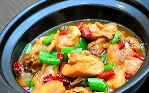 济南黄焖鸡米饭做法培训