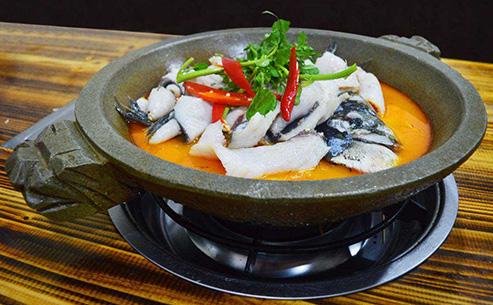 昆明石锅鱼培训