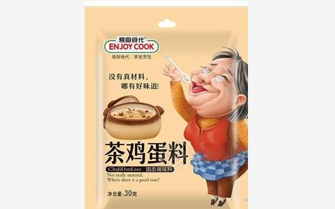 易厨食代茶叶蛋料调味料30g