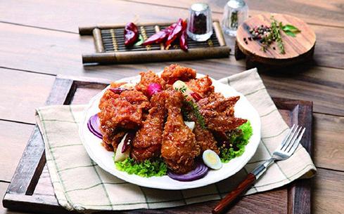 贵阳食里飘香炸鸡培训
