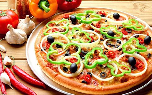 新食纪披萨培训