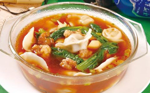 酸汤饺子培训