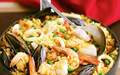 海鲜焖饭培训