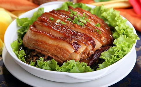 梅菜扣肉培训