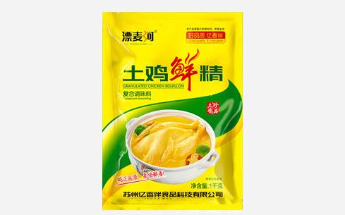 漂麦河土鸡鲜精1kg
