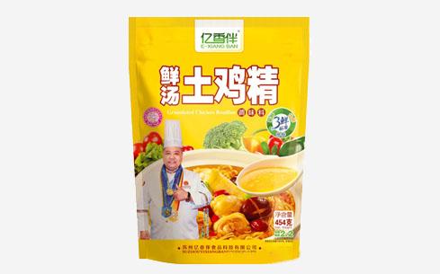 亿香伴鲜汤土鸡精454克