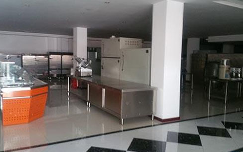 你知道酒店厨房设备安装顺序吗?