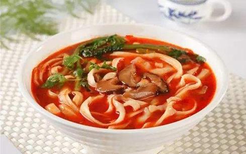 尚食膳茄汁面培训