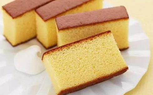 蜂蜜蛋糕培训