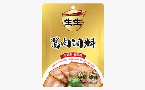 生生酱园酱肉调料300g