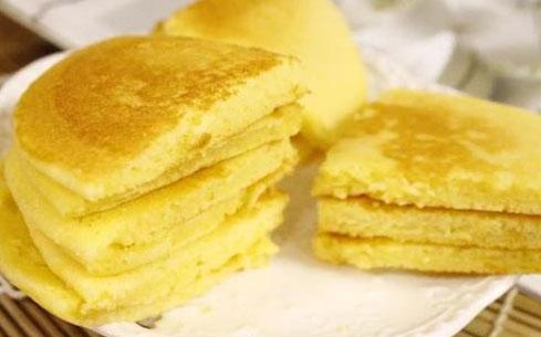 玉米饼培训