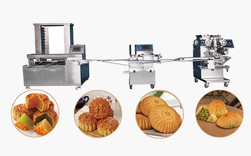 HX-2860X月饼生产线