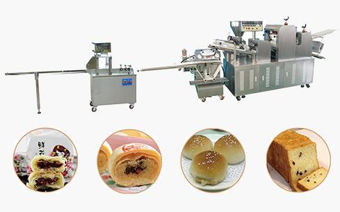 HX-6酥饼生产线