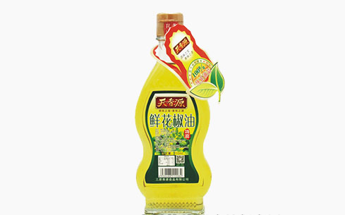 鲜花椒油210ml-天香源